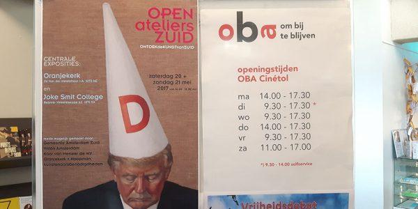 OPENateliersZUID verovert Amsterdam!